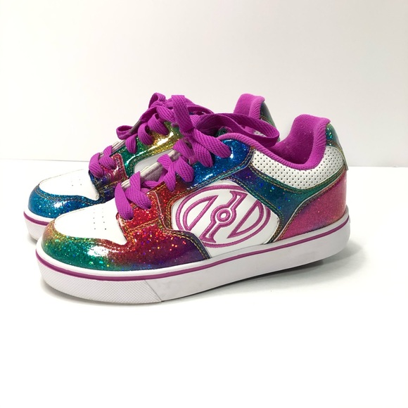 HEELYS Girl's Sneakers with Wheels Size Youth 4